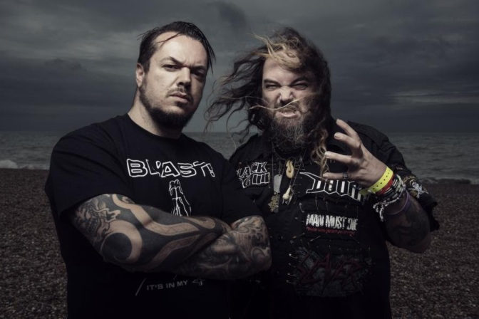 "CAVALERA CONSPIRACY ANNOUNCE BRAND NEW ALBUM! ""Psychosis"" Coming In November 2017!"