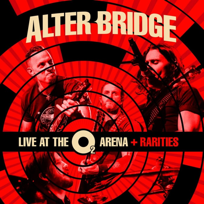 "ALTER BRIDGE – Launch Digital Pre-Order And Release Performance Montage Video For Live Version Of ""The Other Side""!"