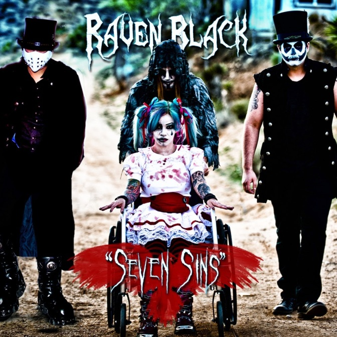 Enter the 13th Hour with Raven Black on Their Hex O'Clock Tour!