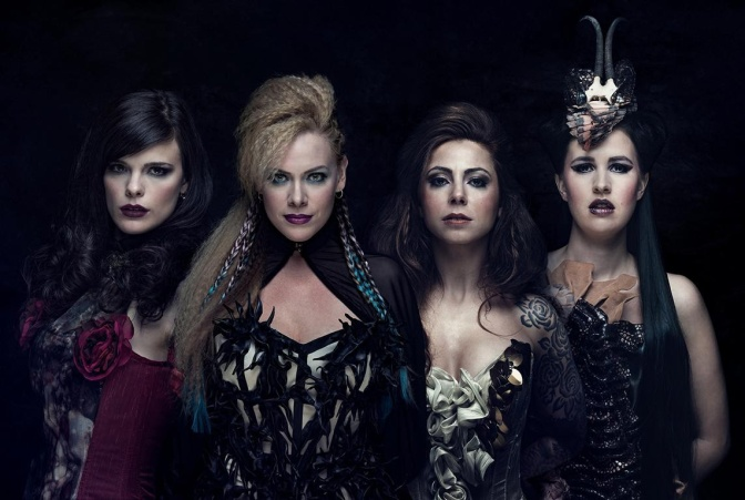 EXIT EDEN RELEASE FIRST VIDEO Debut Album Now Available To Pre-Order