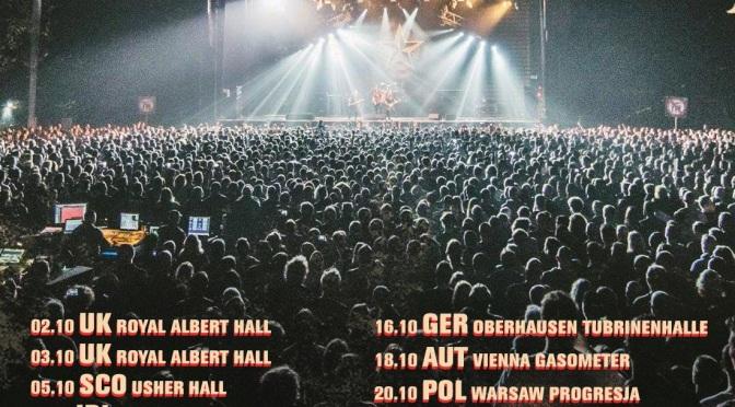 "ALTER BRIDGE – ANNOUNCES ""THE LAST HERO"" TOUR ACROSS EUROPE!"