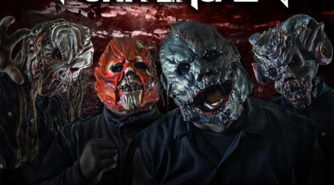 Horror Metal Group TERROR UNIVERSAL Sign with Minus Head Records + Announce Debut Full-Length Album Details