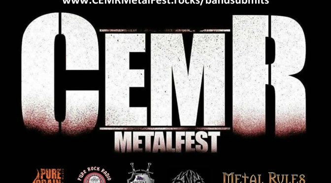 Band Submissions Now Open For CEMR FEST 2018 Edition