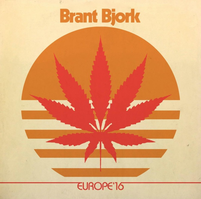 """BRANT BJORK  UNVEILS DETAILS ABOUT FIRST LIVE ALBUM """"Europe '16""""! And Announces Many More Live Shows For 2017!"""