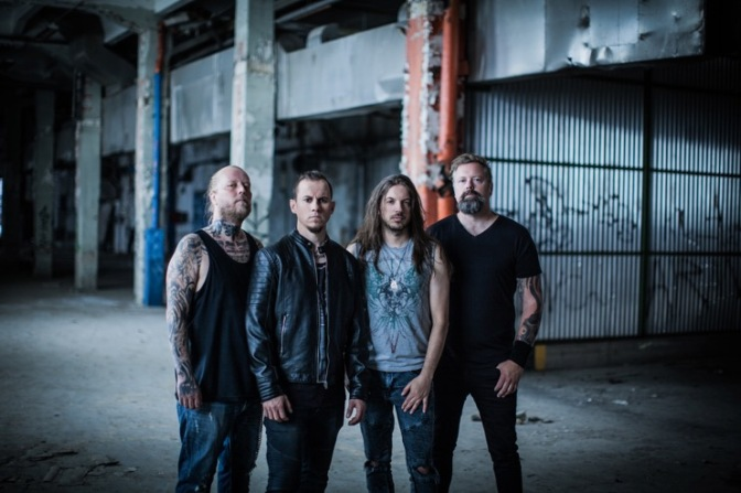 CYHRA REVEAL ALBUM DETAILS + DEBUT FIRST SINGLE 'KARMA' (FEATURING EX-MEMBERS OF AMARANTHE, IN FLAMES & ANNIHILATOR)