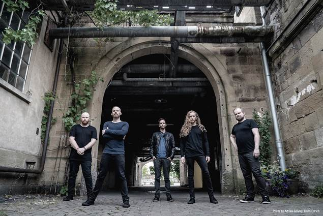 Caligula's Horse – launch first track from 'In Contact'