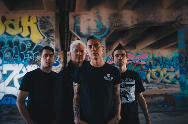 "ANTI-FLAG RELEASE NEW SONG ""RACISTS"" IN WAKE OF CHARLOTTESVILLE VIOLENCE"