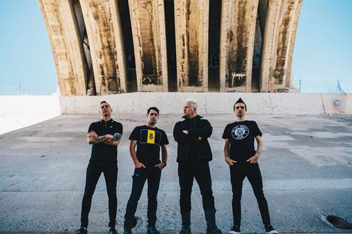 ANTI-FLAG ANNOUNCE ALBUM DETAILS + NEW SONG