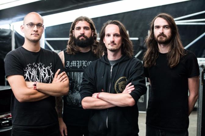 Der Weg einer Freiheit premiere complete new album and announce new guitarist