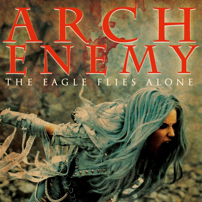 """ARCH ENEMY – reveal music video for new single, """"The Eagle Flies Alone"""""""