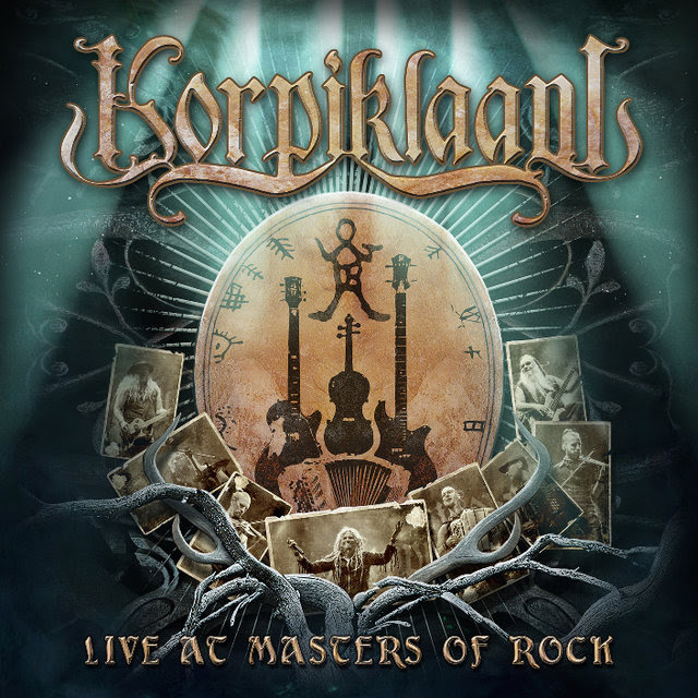 KORPIKLAANI – release digital single and live clip 'Erämaan ärjyt'!