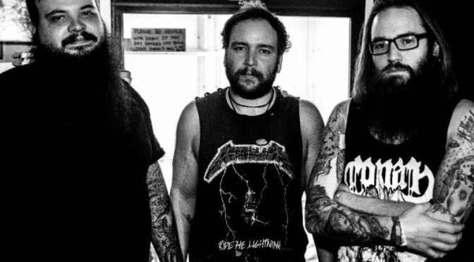 Sludge Trio NORTH Announce North American Tour with ROSETTA