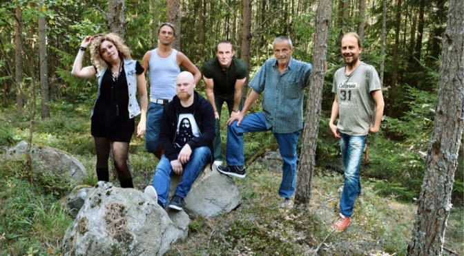 "KAIPA launch lyric video for ""What's Behind the Fields"""