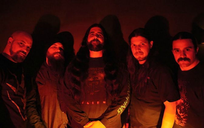 "Prairie Brutality PLANET EATER Unleash New Album ""Blackness From The Stars"""