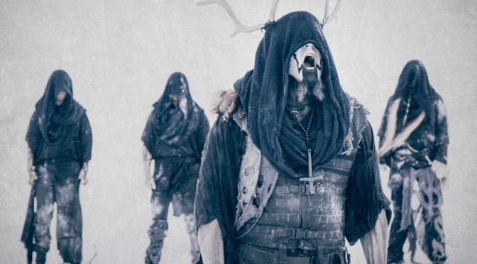 Laplandic black metal as it´s finest! Finnish FROM THE VOID released their crushing video!