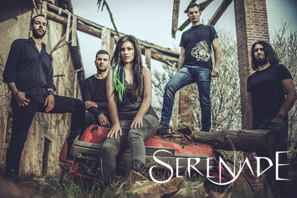 Female-fronted Metal band Serenade to release new album this autumn via Revalve records