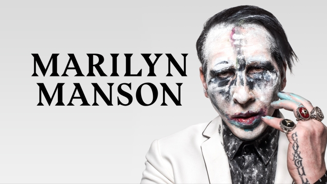 "MARILYN MANSON Release ""We Know Where You Fucking Live"""
