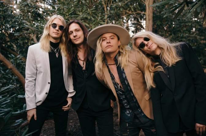 Finland's Santa Cruz announce third album & UK tour