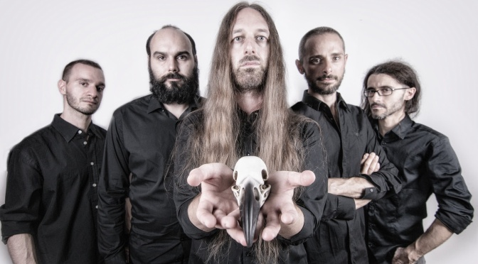 Tethra Release Disturbing New Video For Title Track 'Like Crows For The Earth'