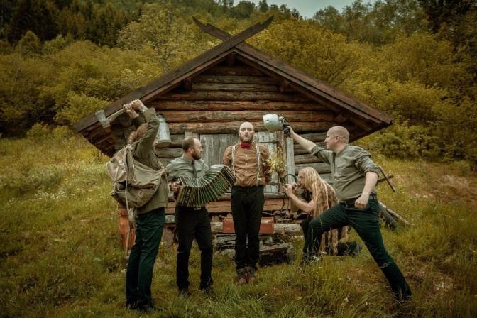 Vulture Industries stream new album in full