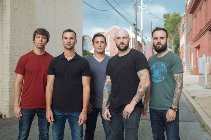 AUGUST BURNS RED Release Behind The Scenes Footage For INVISIBLE ENEMY Video