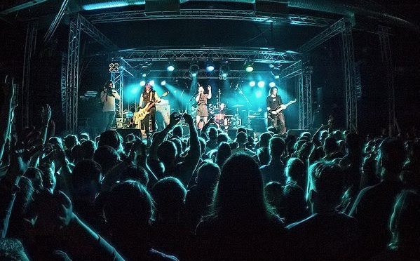 TANTAL published new live video