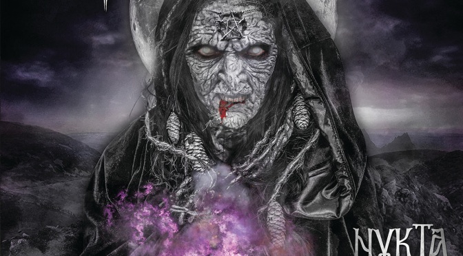 New album from black metal legends NERGAL now available