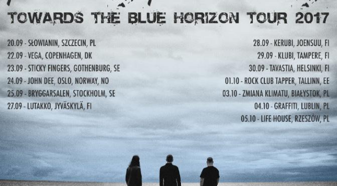 RIVERSIDE – European tour starts next week!