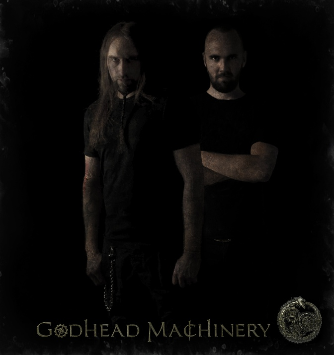 Godhead Machinery release second single 'Council of Nicaea' as 360 lyric video!
