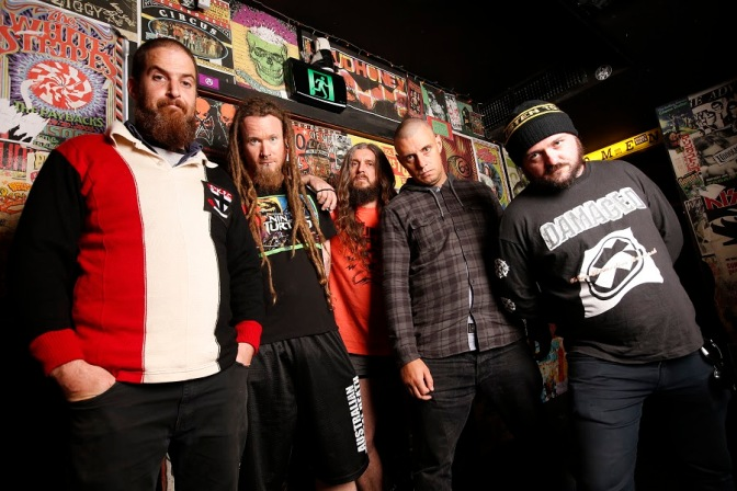KING PARROT reveal 'Piss Wreck' music video