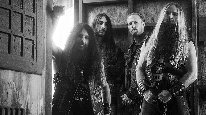 BLACK LABEL SOCIETY Announce 2018 EUROPEAN TOUR