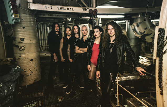 AMARANTHE Release Remix Of Their Hit Single 'MAXIMIZE'