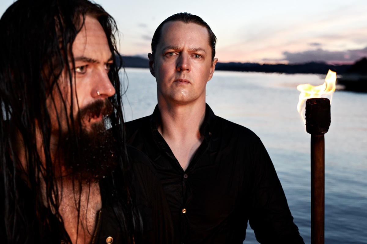 "SATYRICON Premiere Brand New Video For ""To your brethren in the dark""!"