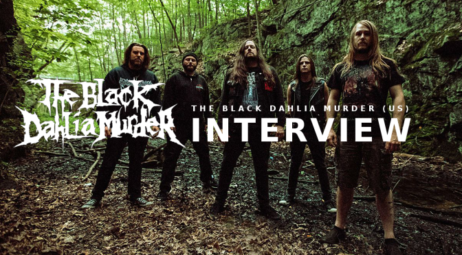INTERVIEW: The Black Dahlia Murder (US)