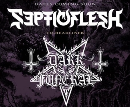SEPTICFLESH Announces North American Co-Headline Tour with Dark Funeral, Support from Thy Antichrist