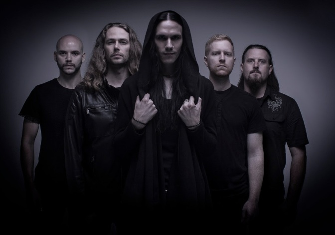 Ne Obliviscaris publish drum play-through