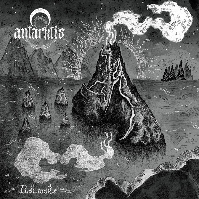 ANTARKTIS stream new album 'Ildlaante'
