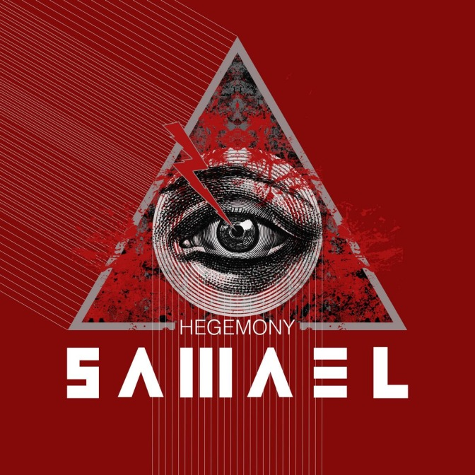 "SAMAEL – Reveal 3D Static Video for Title Track ""Hegemony""!"