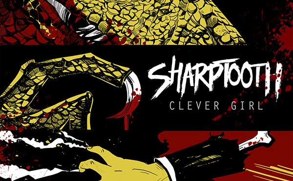SHARPTOOTH Premiere New Song 'NO SANCTUARY' Taken from Debut Album 'CLEVER GIRL'