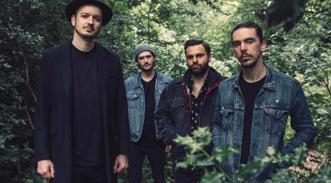 GOLD KEY Release Lyric Video For HELLO PHANTOM Ahead Of UK Tour With Arcane Roots