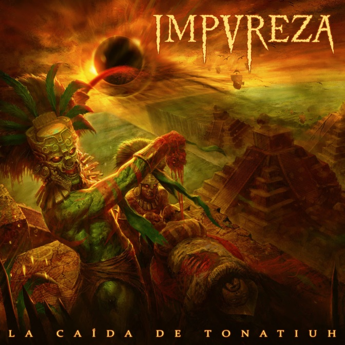 Impureza stream third song of forthcoming new album