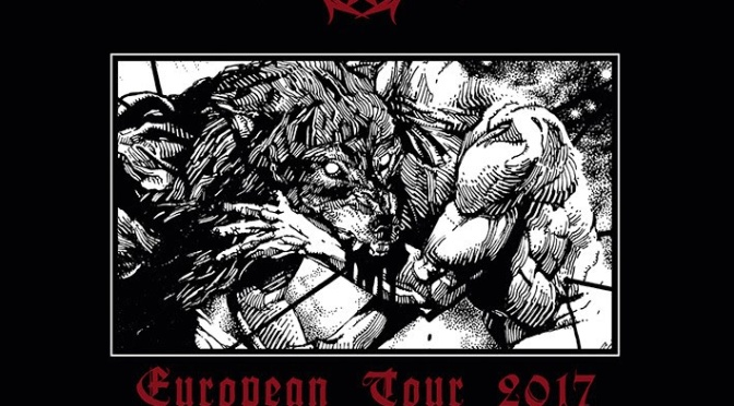 Der Weg einer Freiheit announce exclusive show in London and add Aachen