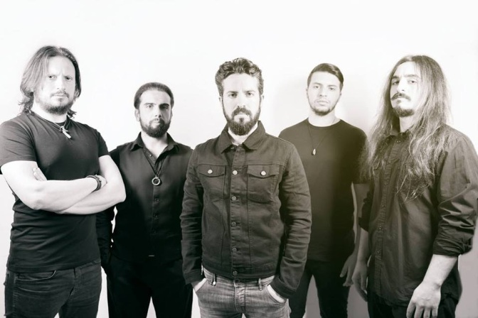 Párodos release 'Catharsis' album and announce European tour!