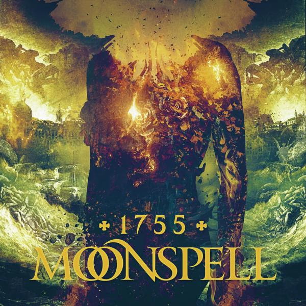 MOONSPELL PREMIERE BRAND NEW LYRIC VIDEO! '1755' Coming November 3rd on Napalm Records!