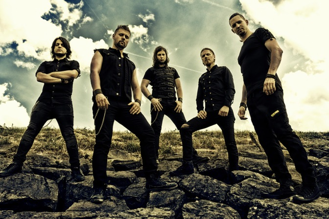 "WITHIN SILENCE: ""CHILDREN OF LIGHT"" Music Video Released"