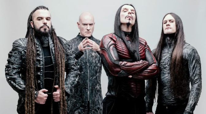 "SEPTICFLESH Reveals Third ""The Making Of Codex Omega"" Behind-The-Scenes Video"