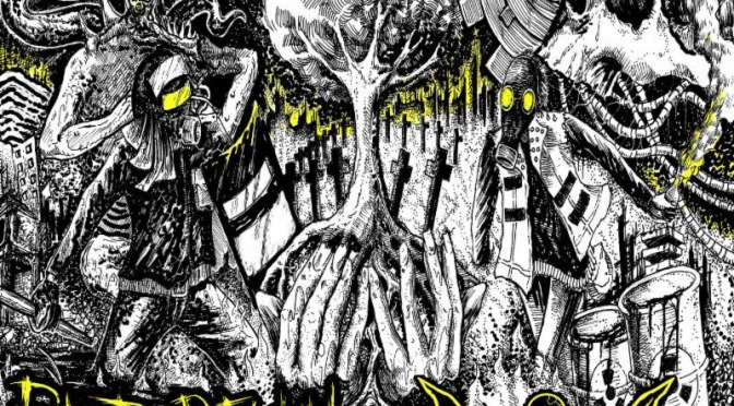 RETORTION TERROR / INVIDIOSUS: Split Release Now Streaming!