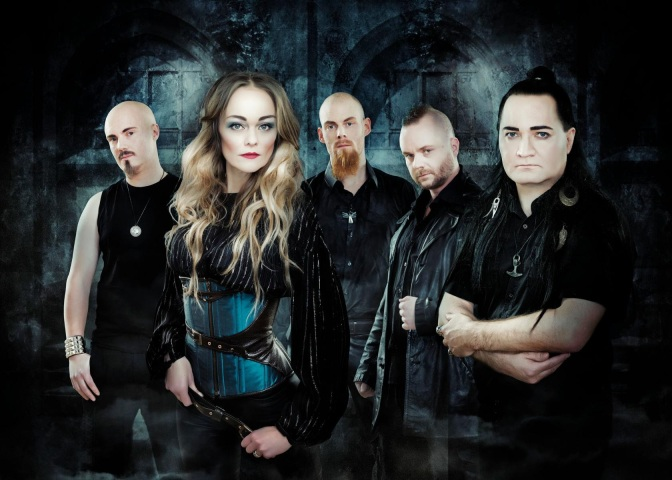 "AMBERIAN DAWN – Premiere Official Music Video For Track ""I'm The One""!"