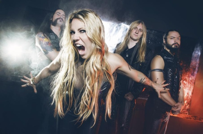 KOBRA AND THE LOTUS Release Brand New Lyric Video !
