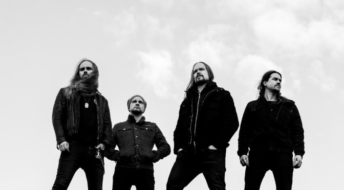 "INSOMNIUM – announce ""Winter's Gate European Tour Part II 2018"""